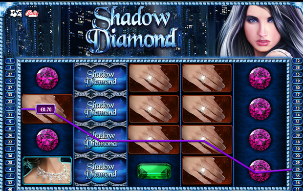 Shadow Diamond Free Pokies & Review