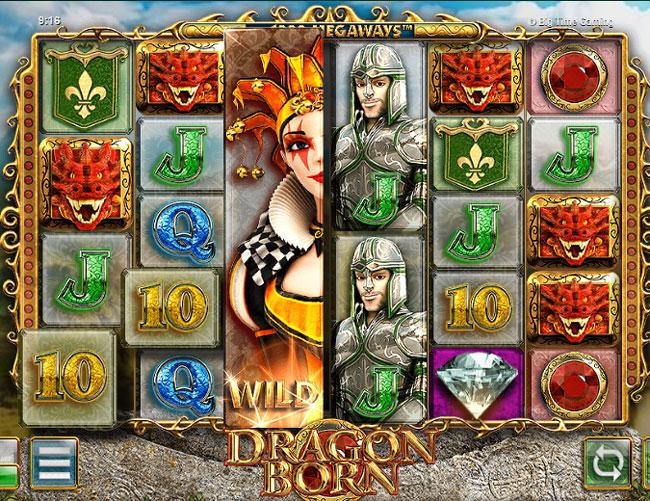 Dragon Born Big Time Gaming Slot Machine Review & Free Play