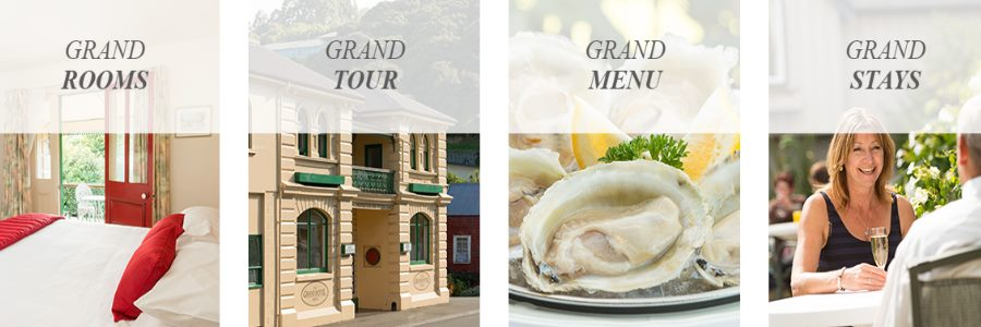 The Grand Hotel Akaroa Guide