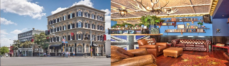 Review on the Albion Hotel Auckland