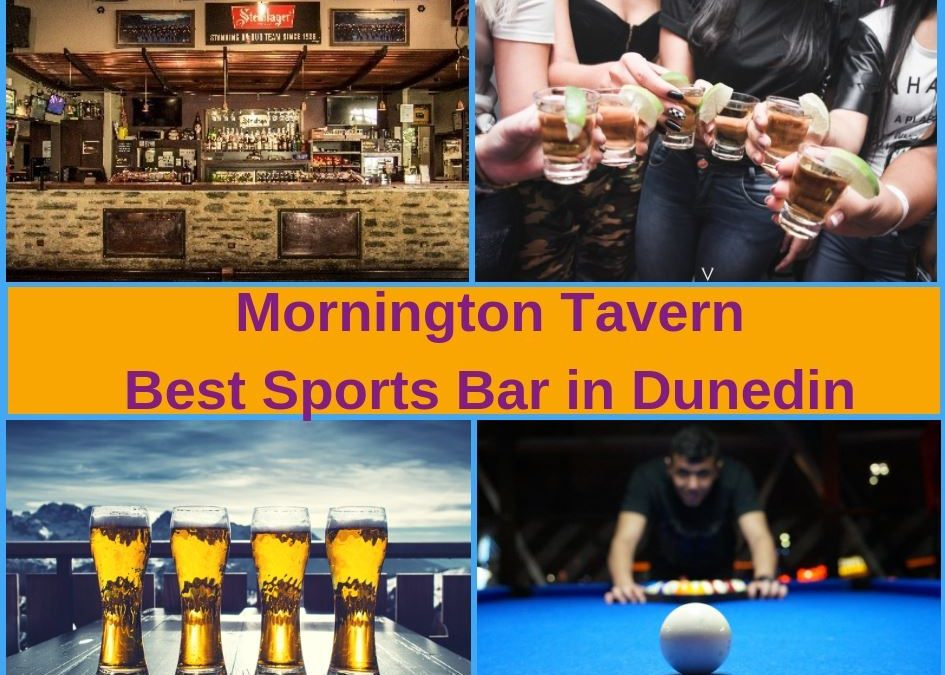 Get to Know the Mornington Tavern Dunedin