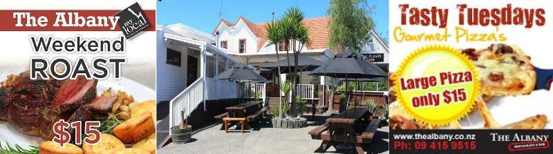 The Albany Hotel Auckland Review
