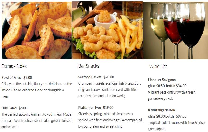The Stables Restaurant and Tavern Richmond Review