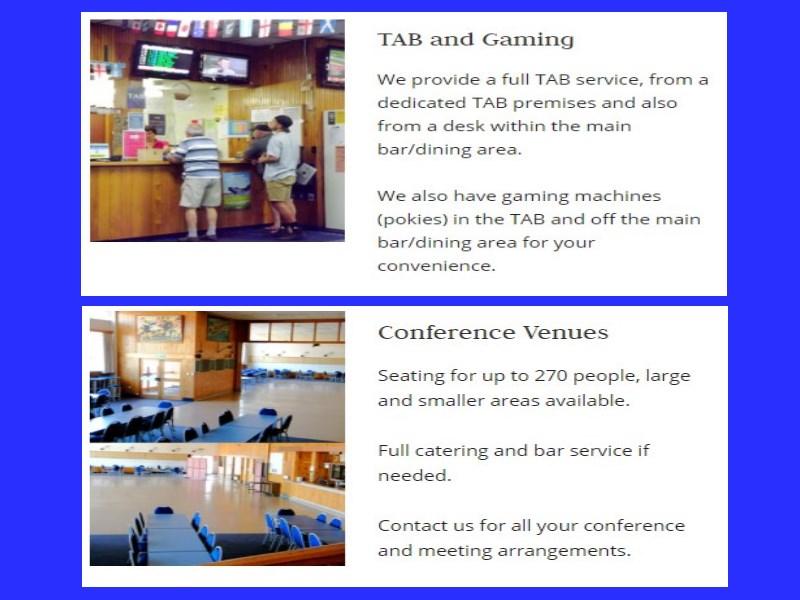 Taumarunui Cossie Club Review & Guide