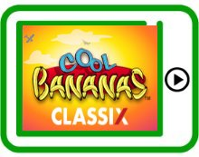free cool bananas ipad, iphone, android slots pokies