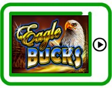 free eagle bucks ipad, iphone, android slots pokies