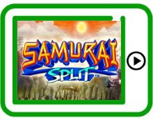 free sumarai split ipad, iphone, android slots pokies