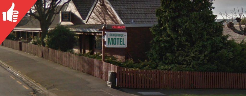 Carisbrook Motel Dunedin Review
