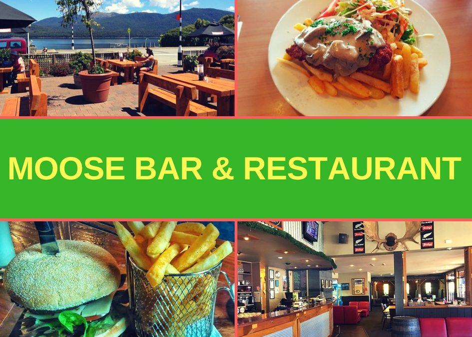 The Moose Bar & Restaurant Te Anau Review