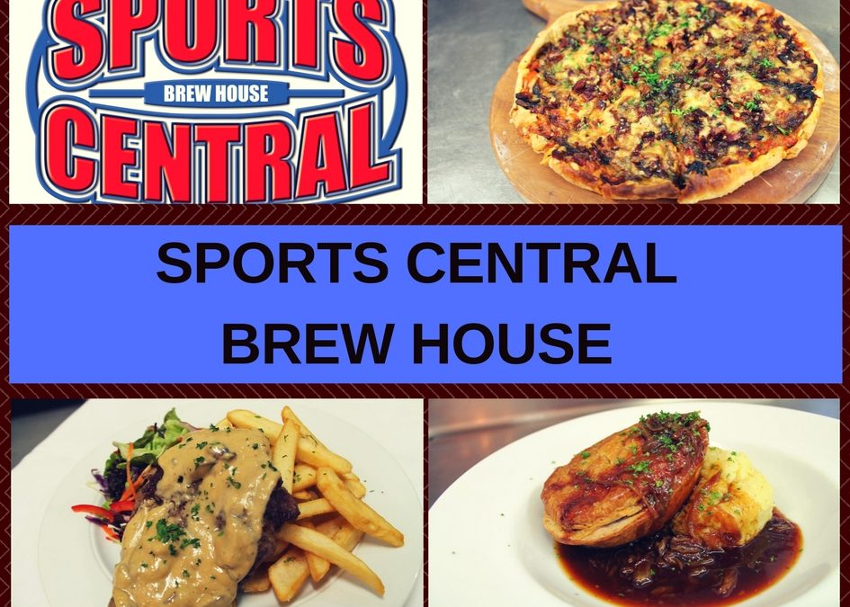 The Sports Central Brewhouse Oamaru Review