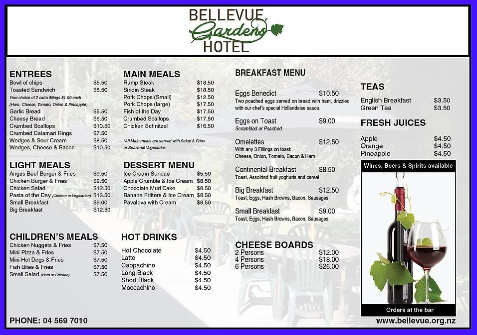 Bellevue Gardens Hotel Review