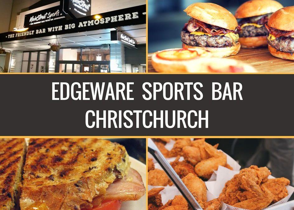 Edgeware Sports Bar St Albans Review
