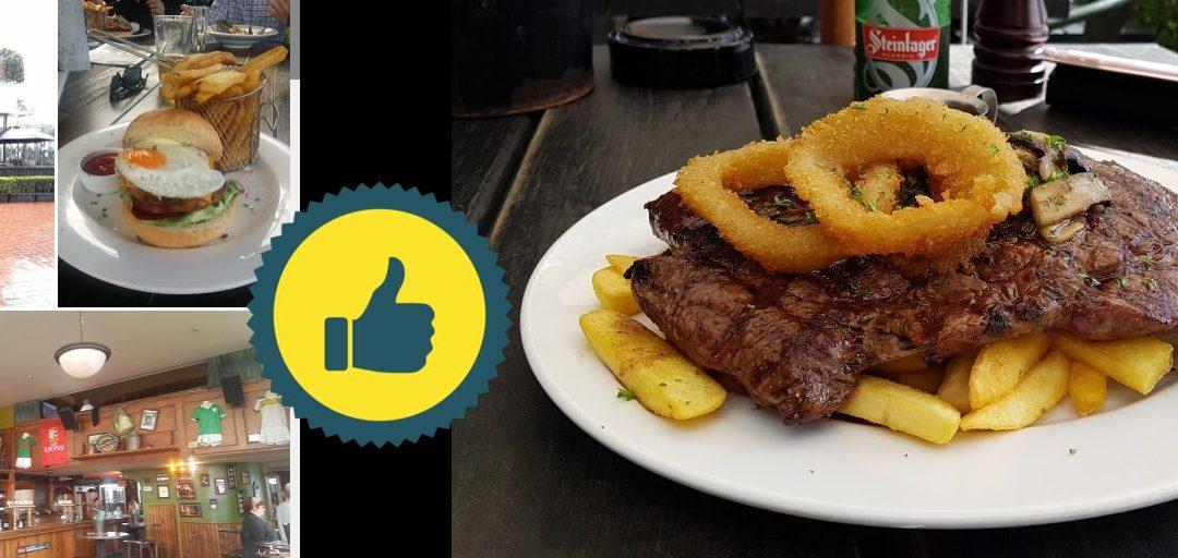 O'Hagans Irish Pub Auckland Review