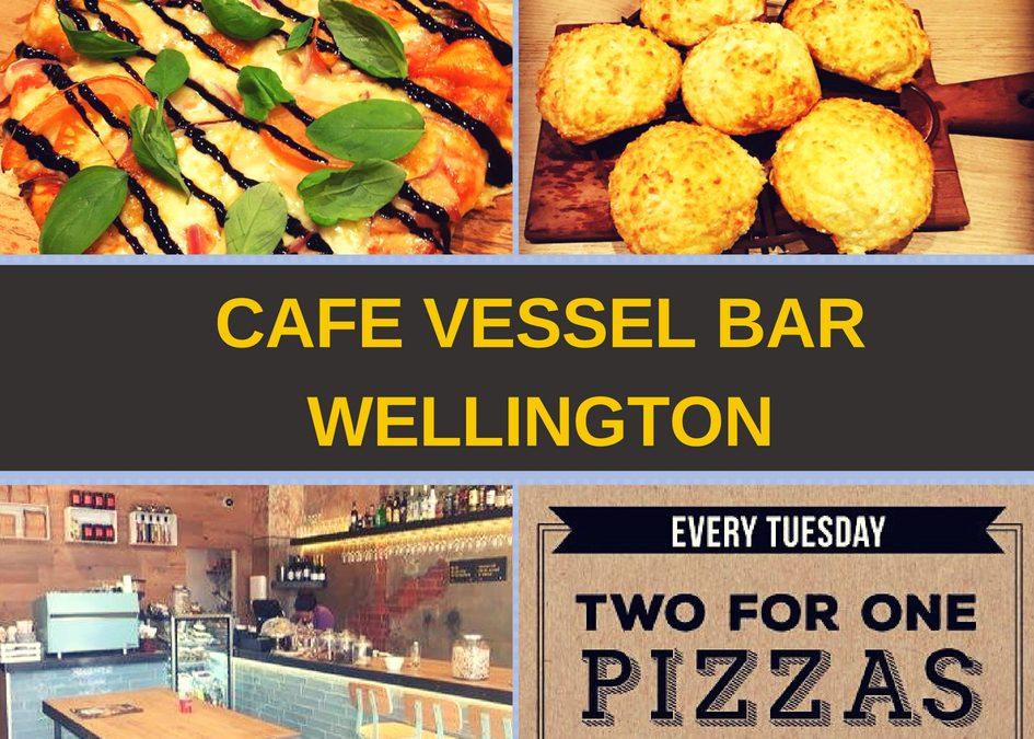 Cafe Vessel Pipitea, Wellington Review