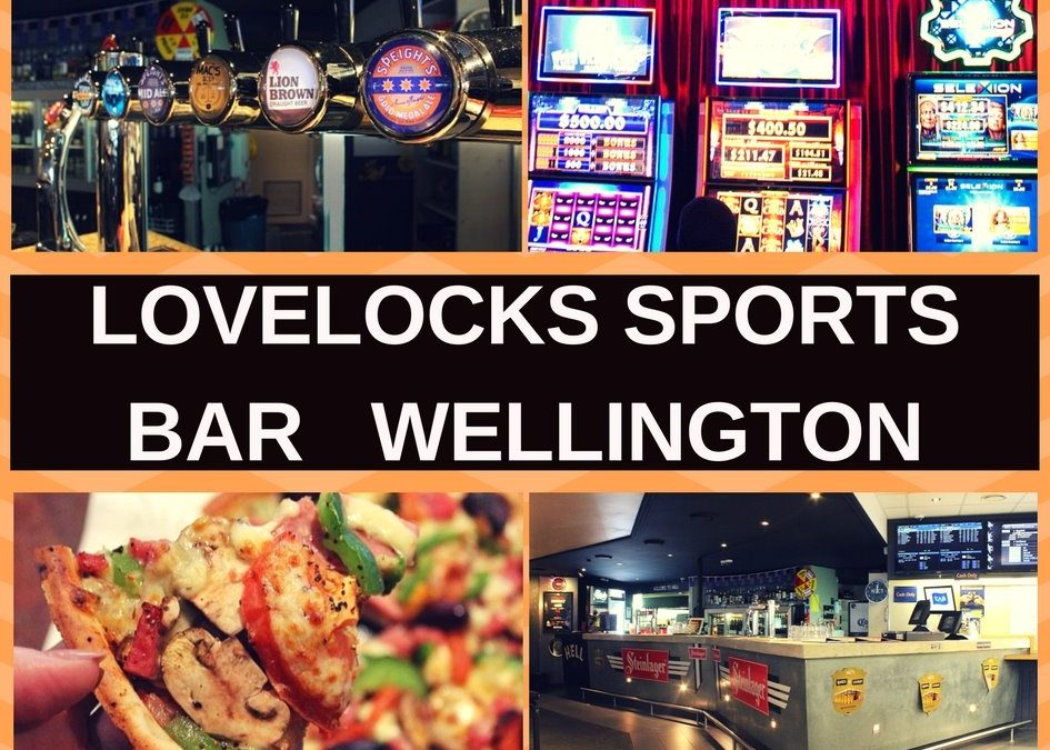 Lovelocks Sports Bar Wellington Review