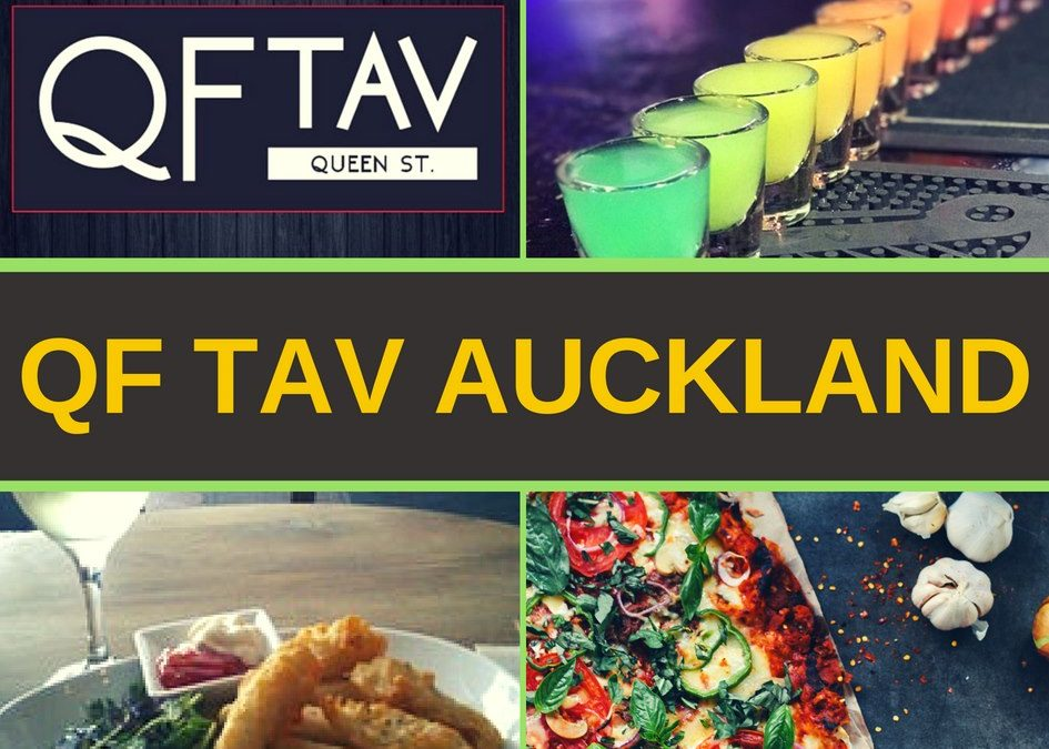The QF Tavern Auckland Review