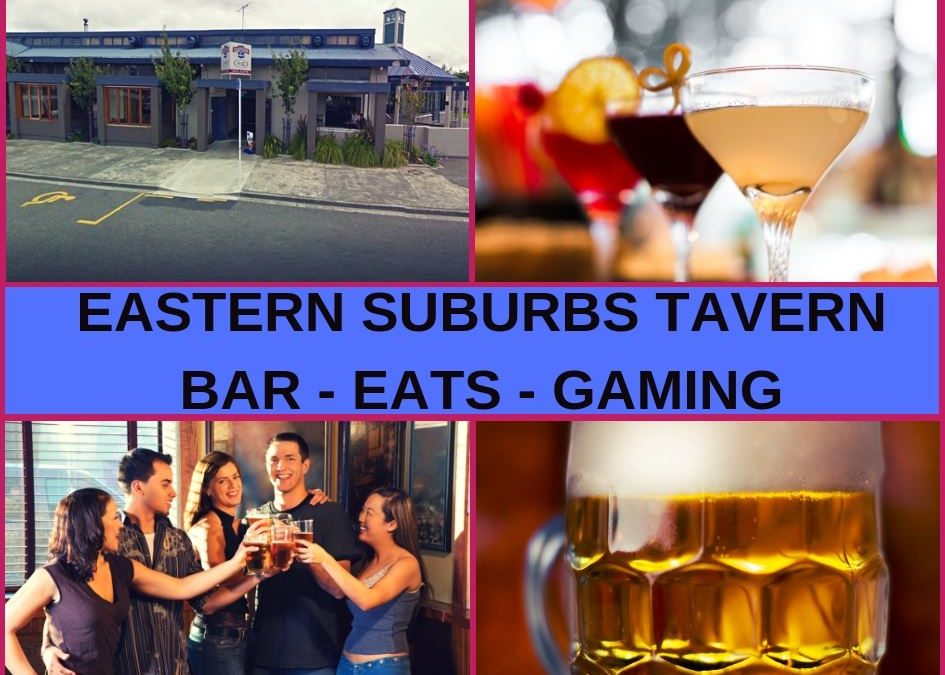 Eastern Suburbs Tavern a Good Sports Bar in Invercargill