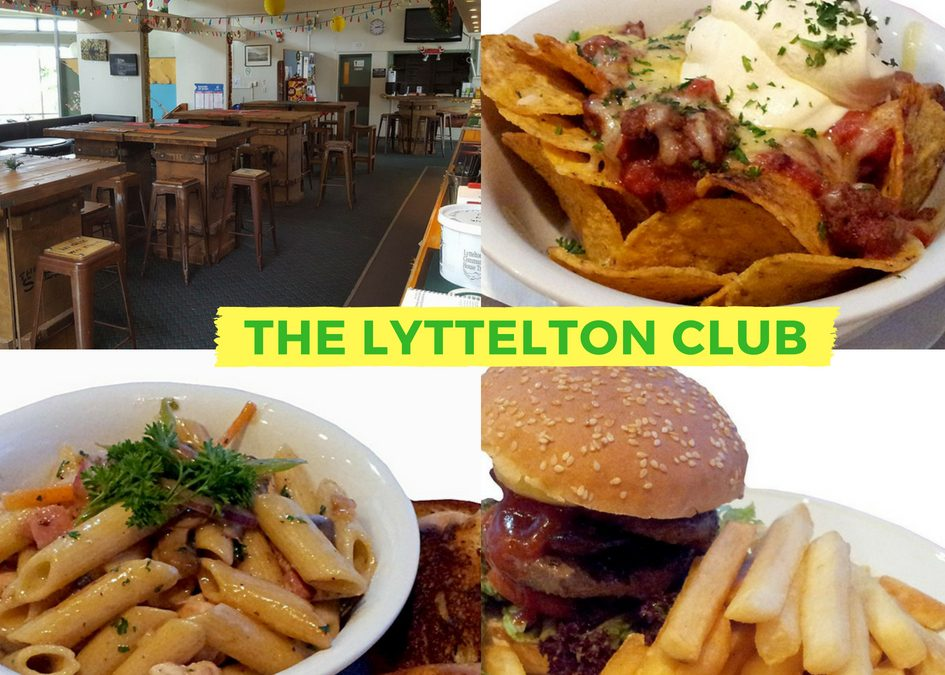 The Lyttelton Club Review