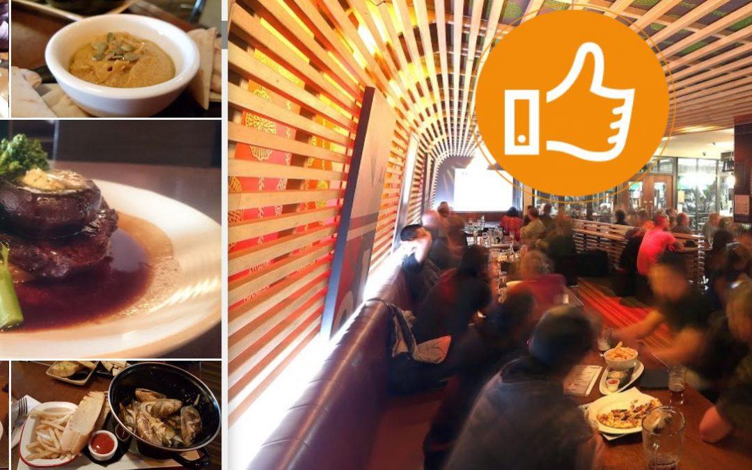 Black Salt Bar and Eatery New Lynn Review