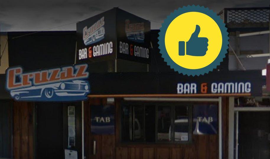 Cruzaz Bar and Gaming Lounge Tauranga Review