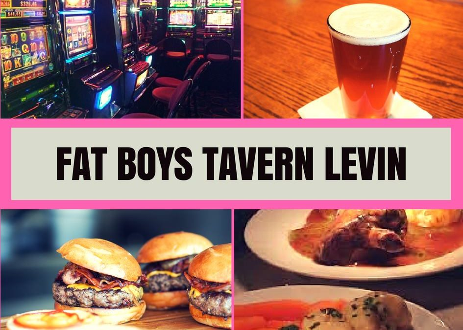 Fatboys Tavern & Gaming Lounge Levin