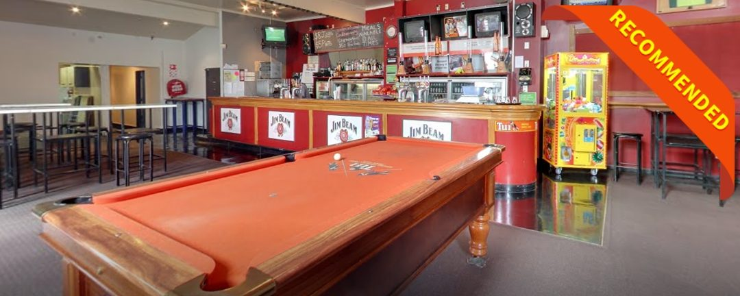 The Petone Sports Bar Lower Hutt Review