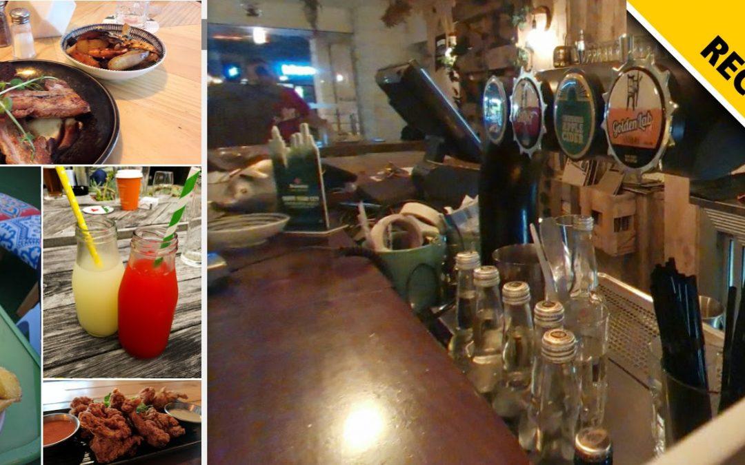 The Arborist Rooftop Bar & Restaurant Wellington Review