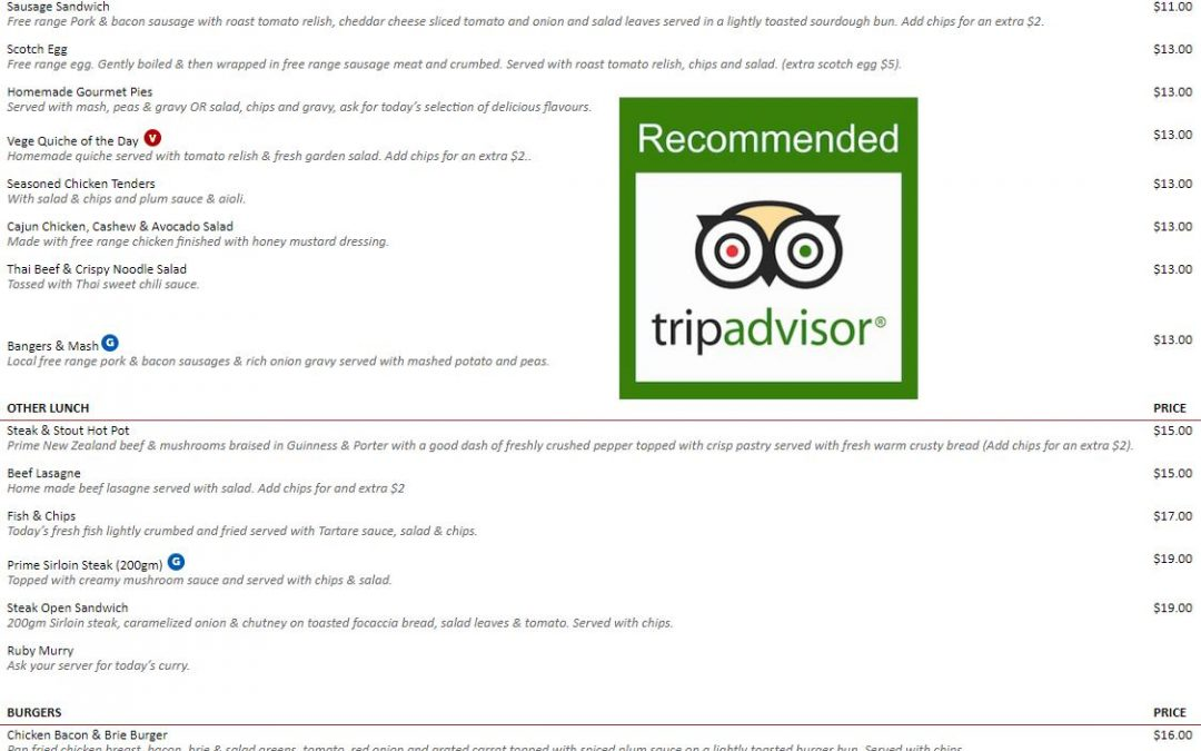 The Londoner Pub Hamilton Review
