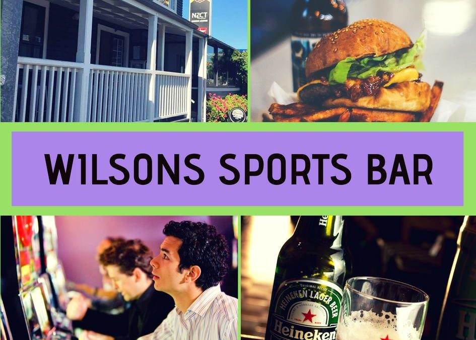 Wilson's Sports Bar Christchurch Review