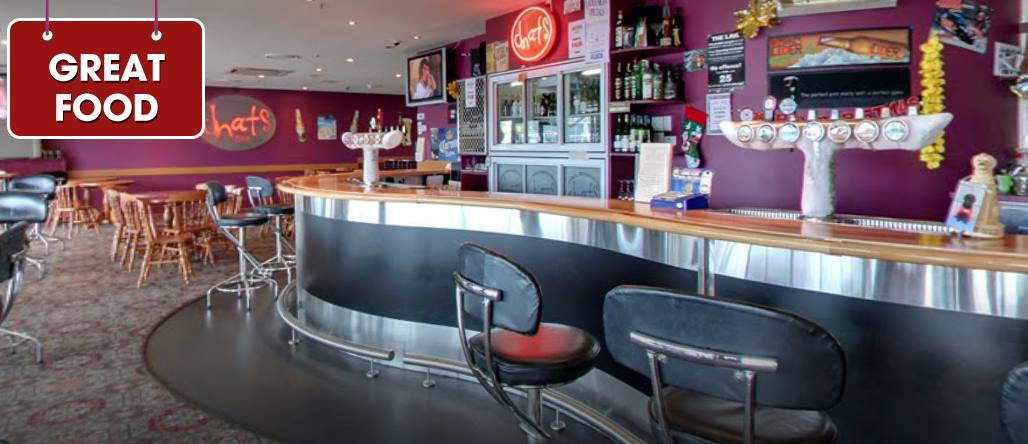 Chats Bar and Cafe Christchurch Review