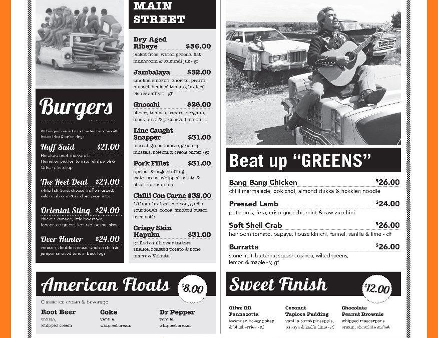 Citizen Park Restaurant and Bar Kingsland Review