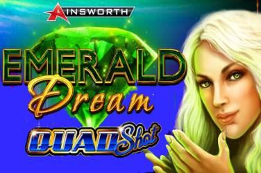 Emerald Dream Quad Shot