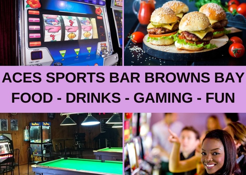 Aces Sports Bar Browns Bay Guide