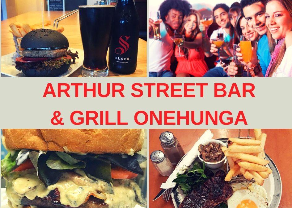 Arthur Street Bar & Grill Onehunga Guide