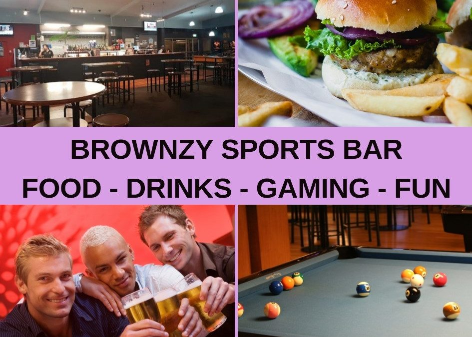 Brownzy Sports Bar Auckland Guide