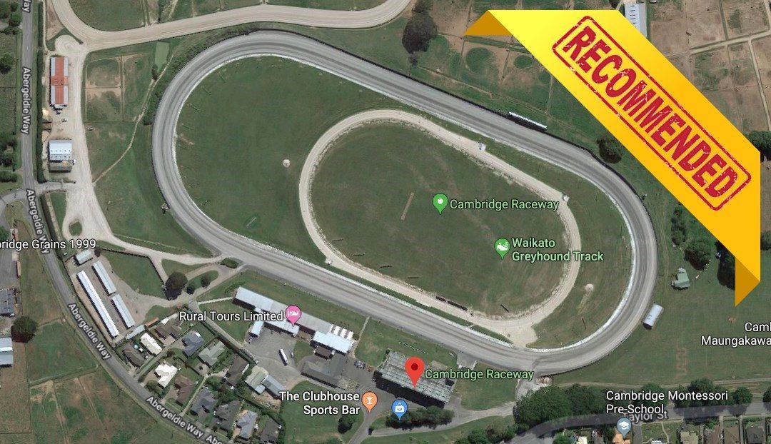 Cambridge Raceway Waikato Guide