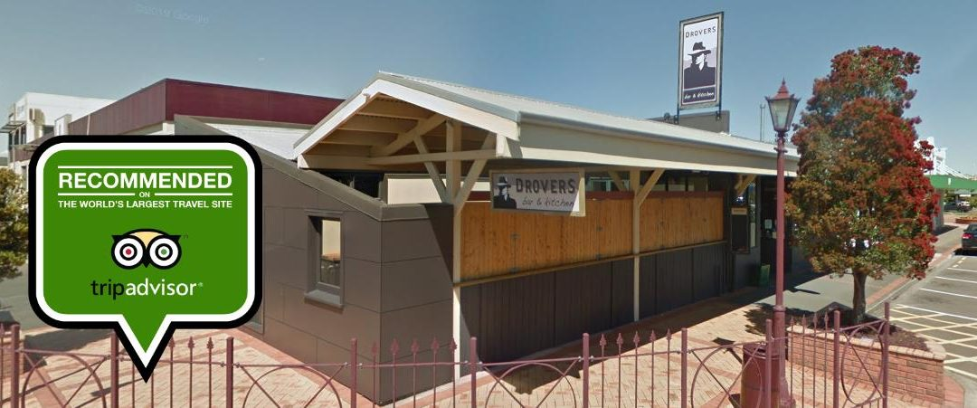 Drovers Bar and Kitchen Feilding Guide