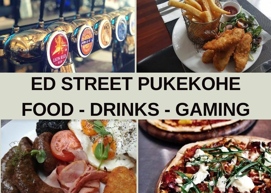 Edinburgh Street Bar Pukekohe Guide