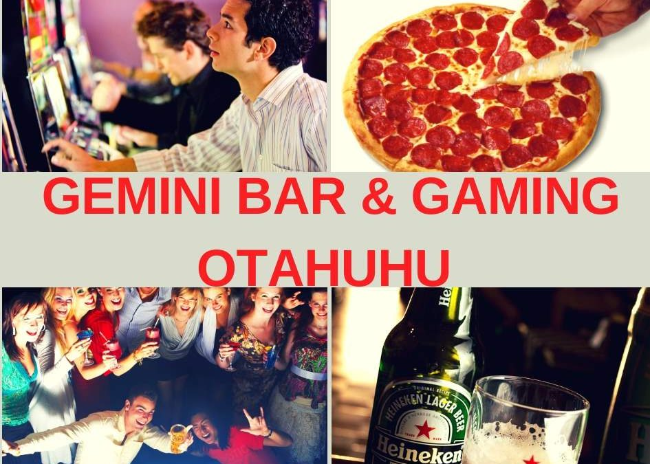 Gemini Bar and Pokies Gaming Otahuhu Guide