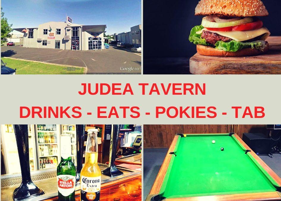 Judea Tavern Tauranga Guide
