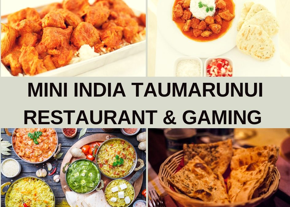 The Mini India Restaurant Taumarunui Guide