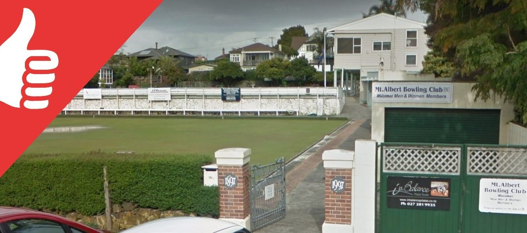 Mount Albert Bowling Club Guide