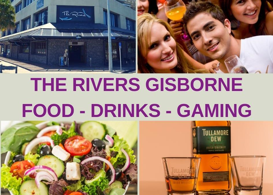 Rivers Gisborne Irish Pub Guide