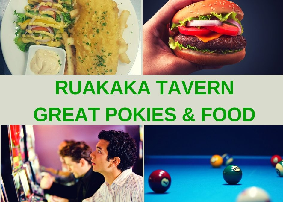 The Ruakaka Tavern Guide
