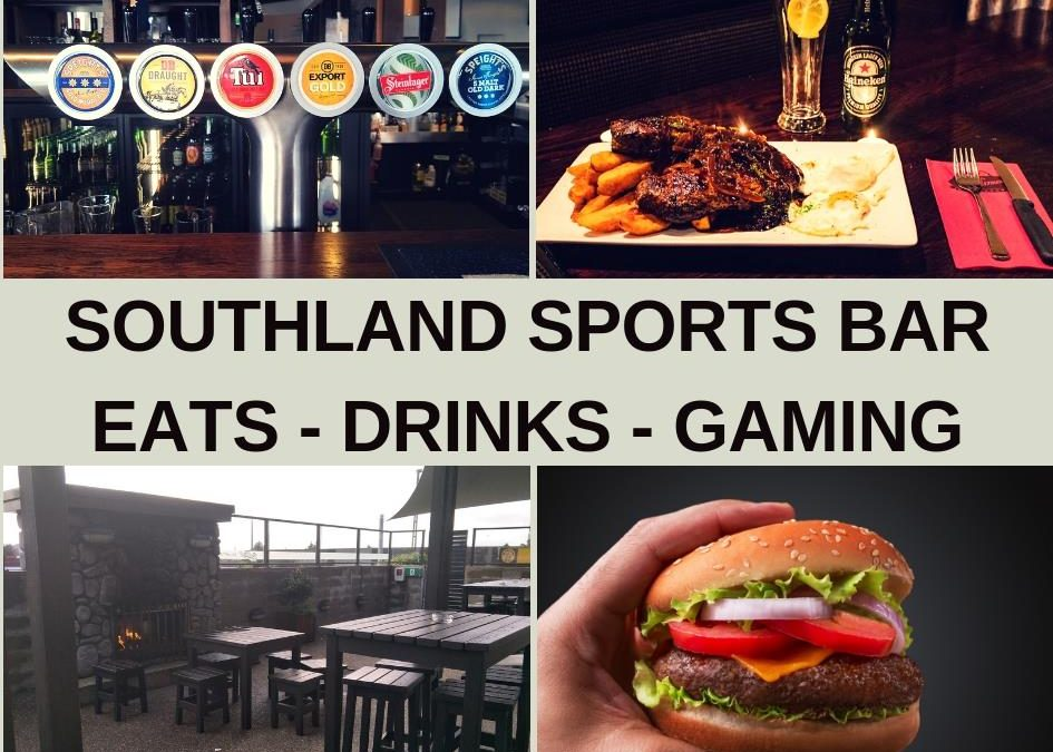 Southland Sports Bar Invercargill Guide
