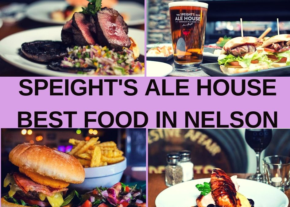 Speight's Ale House Nelson Guide