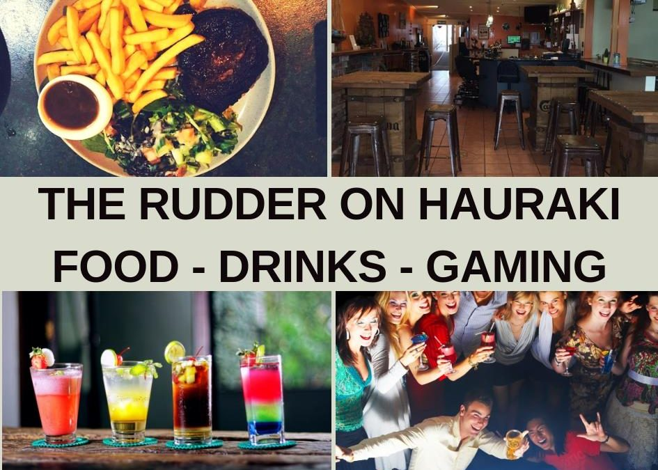 The Rudder on Hauraki Pub Guide
