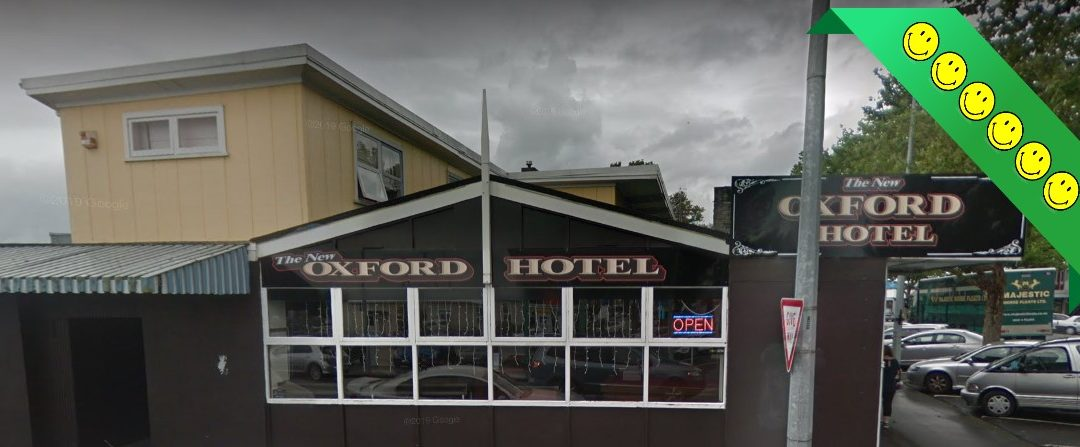New Oxford Hotel Levin Guide