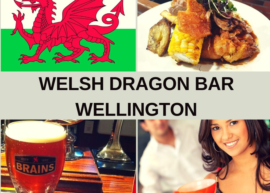 The Welsh Dragon Bar Wellington Guide