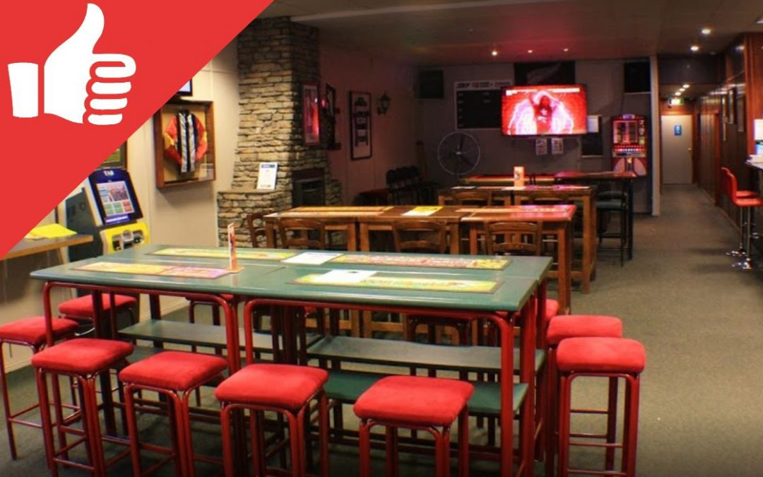 Zabeels Sports Bar & TAB Guide